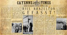 Cayenne Times 27. September 1868 - http://www.go-paintball.de/cayenne-times-27-september-1868/