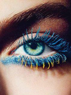 Maquiagem para Copa: inspire-se em look da Chanel - Terra Brasil