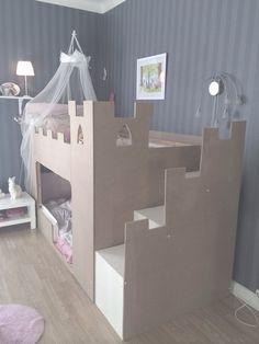 lillaanna.se - Projekt barnsäng