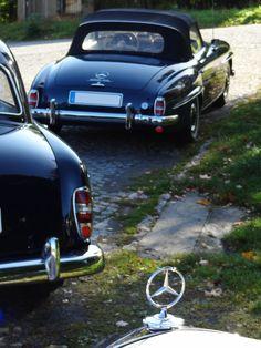 Mercedes Benz #190SL. Found on: http://ticker.mercedes-benz-passion.com/?s=190sl. For all your Mercedes Benz #190SL restoration needs please visit us at http://www.bruceadams190sl.com. #BruceAdams190SL.