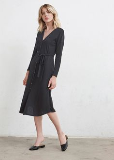 a2a78c17266 The Long Cardigan (worn as a sweater dress)