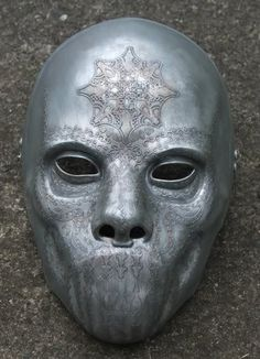 OOTP Death Eater custom modified mask