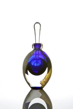 Kalki Mansel - Cobalt Blue Perfume Bottle
