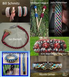 #MondayMedley Want to be featured in next week's Monday Medley? Send us your creations via facebook message! #HappyCording #ParacordLove #Paracord #ParacordObsessed