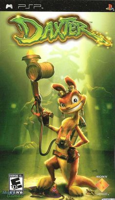 New PSP Daxter Video Game Greatest Hits (PlayStation Portable, Sealed! Playstation Portable, Playstation Games, Xbox, Nintendo 3ds, Juegos Ps2, Jak & Daxter, Greatest Hits, Cover Art, Game Art