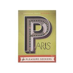 Herb Lester Paris For Pleasure Seekers Map: This pocket size travel guide to Paris will show travellers unusual things to see and do in the French capital city. Allow Herb Lester to take you on a tour of delights and amusements in Paris. Taking travellers through experience such as lingerie shopping, macaroon tasting, belle époque restaurants, famous ballet pump-makers, wine bars, opulent cinemas and bawdy beatnik bookshops. Distract yourself with the joys of Paris! Herb Lester's aim is to…