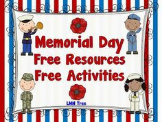 memorial day activities worksheets