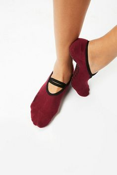 Womens BALLET BARRET YOGA SOCK - Bohemian Summer Fashion Trend 2017