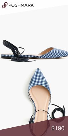 J Crew collection Flats J. Crew Shoes