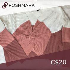 Pink knit sweater Pink knit fashion nova sweater Size small Worn once Fashion Nova Sweaters Crew & Scoop Necks Knit Fashion, Sweater Fashion, Plus Fashion, Fashion Tips, Fashion Trends, Pink Sweater, Nova, Scoop Neck, Sweaters For Women