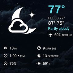 Put these weather apps on your radar, and you won't get caught in the rain again.