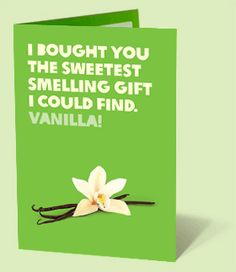 Vanilla - a gift idea from Oxfam Unwrapped