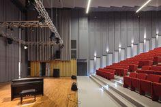 School of Music and Arts,© Cosmin Dragomir