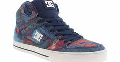 dc shoes Navy