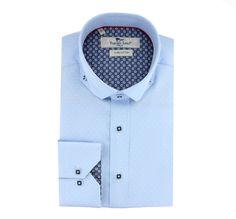 e60021d1875ce Claudio Lugli CL29 Sky Blue Shirt  ClaudioLugli  Fashion  Style  Retro   Vintage  Garments  Menswear  MensFashion  Dope  Fresh  Swag