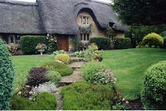 Casa con jardin grande