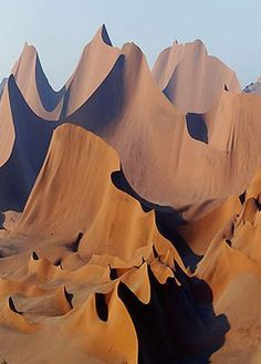 Wind Cathedral, Namibia