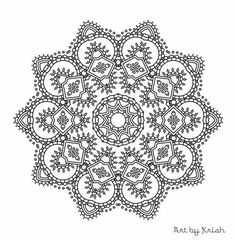 Flame pattern. Use the printable outline for crafts