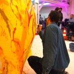 JonOne X Marsatwork : DAY ONE | JonOne X Marsatwork