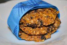 pohankove-keksy (8) Salmon Burgers, Ethnic Recipes, Food, Essen, Meals, Yemek, Eten