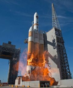 United Launch Alliance Answers Burning Questions about Orion's Rocket