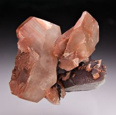 Calcite - Daye Co., Huangshi Prefecture, Hubei Province, China.
