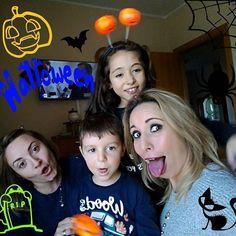 Halloween em família!!  http://ift.tt/2eiahpP