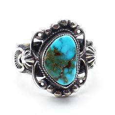 Buffalo Creek Turquoise Ring