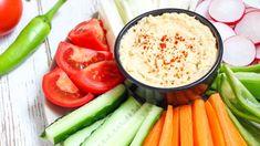 Pomazánka z červené čočky: bez laktózy, bez majonézy Ricotta, Hummus, Appetizers, Ethnic Recipes, Spreads, Per Diem, Homemade Hummus, Snacks, Appetizer