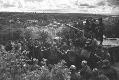 Troops Enjoying a Break From the War  1942