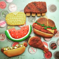 BBQ cookies #contest