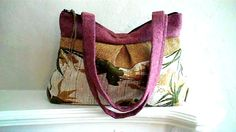 Items similar to Zippered Trolley in Penna on Etsy Repurposed, Zipper, Etsy, Zippers, Upcycling