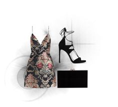 """""""Untitled #39"""" by simpsonnyc on Polyvore featuring Zimmermann, Stuart Weitzman and Charlotte Olympia"""