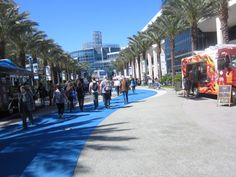 Entering #ExpoWest2014