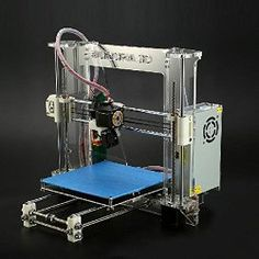 53 best 3d printer source images on pinterest printers 3d printer 2014 aurora 3d printer 3 d model print desktop printer diy kit high accuracy acrylic frame solutioingenieria Image collections