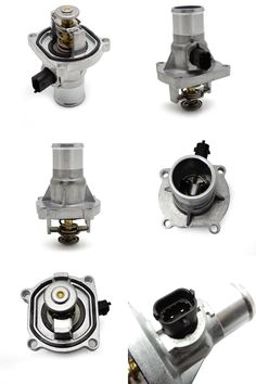 [Visit to Buy] 96984104 Thermostat Housing Assembly for Chevy Aveo Cruze Sonic Tracker G3 for Chevrolet Cruze 2011-2013 engine cooling #Advertisement