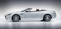 Aston Martin DB9 V12 Volante...want