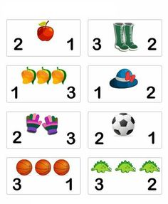 2 Preschool Math Worksheets Free Printable Lots of counting and number recognition activities Worksheets Preschool Number Worksheets, Numbers Preschool, Learning Numbers, Preschool Learning, Worksheets For Kids, Kindergarten Worksheets, In Kindergarten, Preschool Activities, Counting Worksheet