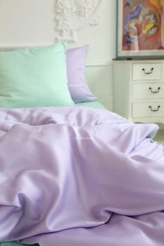 Mint Pistachio Duver Cover Set Green Bedding Organic Duvet Cotton Bed Sheet Ed Twin