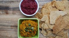This Paleo Beetroot Hummus recipe is perfect for afternoon tea, entertaining guests or a side for you dinner! This paleo recipe is sure to impress! Healthy Dips, Easy Dinner Recipes, Healthy Dinner Recipes, Paleo Recipes, Real Food Recipes, Healthy Eating, Paleo Sauces, Clean Eating, Healthy Meals