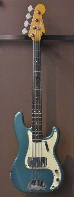 Fender USA 1965 Precision Bass