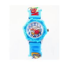 Vavna Kids Sports Watch Boys Girls Deep Blue Altman 3D Silicone Children Cartoon Xmas Gift. A good gift for Christmas,birthday!. 3D band, moving cloud second hand. Round dial with colorful Arabic numerals, easy to read, good for teaching time. This product is in full compliance with European environmental standards. Suitable for children to wear,100% secure. JAPAN quartz movements with original batteries.