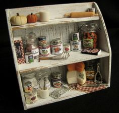 Old Shelf by goddess of chocolate, via Flickr