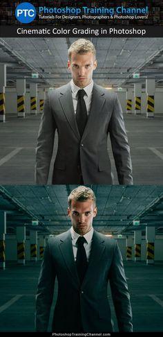 Efecto película en Photoshop