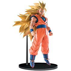 "Banpresto Dragon Ball Super Saiyan 3 Goku Sculptures Big Budoukai 6 Volume 5 Figure, 6.3"" *** Visit the image link more details. (This is an affiliate link) #GrownUpToys"