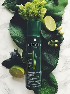 I Tried the Rene Furterer Vegetal Texture Spray| Haircare Review
