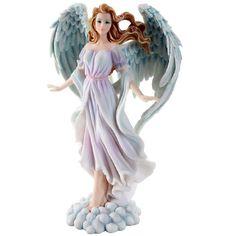 "Roman Seraphim Angel 7 1/2"" x 4 1/2"" x 11 3/4"""