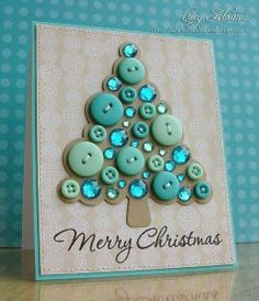buttons for Christmas card and other cards