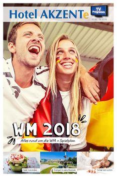 WM-Stimmung in unserer Juni AKZENTe.