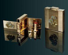 Lot : OSTERTAG Paris. - Minaudière en or... | Dans la vente Importants Bijoux - Diamants Exceptionnels à Cannes Enchères